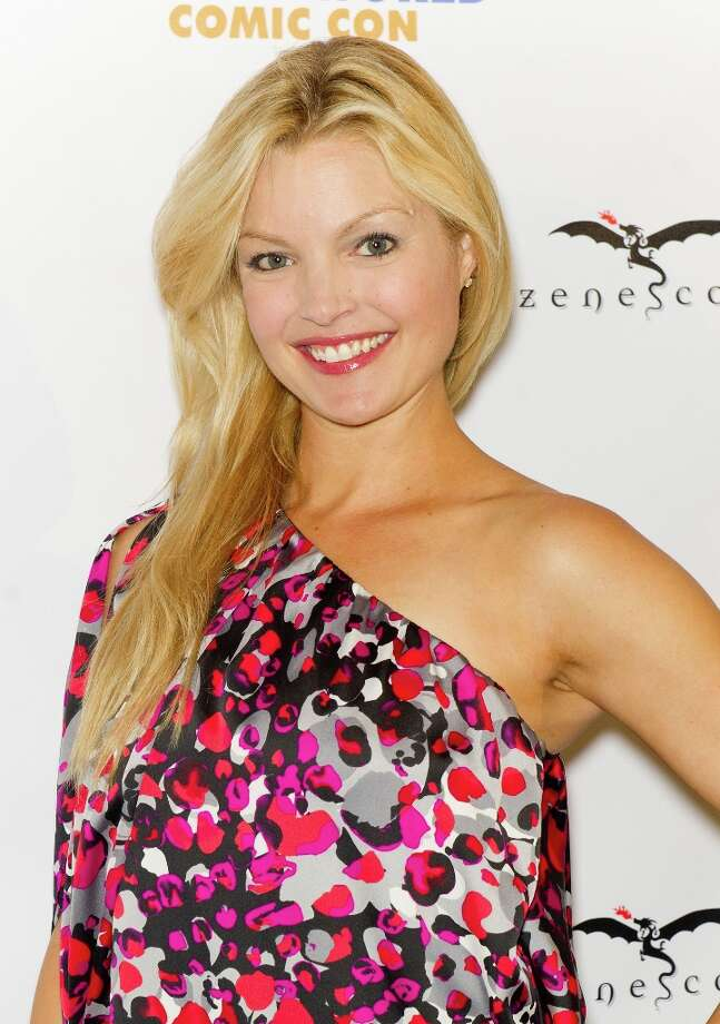 Here's Clare Kramer in 2012. Photo: Gilbert Carrasquillo, Getty Images / 2012 Gilbert Carrasquillo