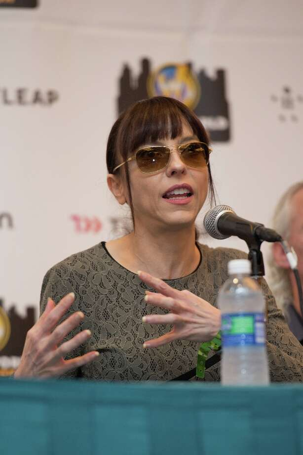 Juliet Landau is the daughter of actor Martin Landau. Since retiring from Buffydom, she's directed and acted in theater. Photo: Daniel Boczarski, Getty Images / 2012 Daniel Boczarski