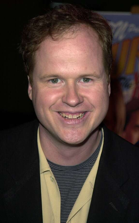 The man who made it all happen. Series creator Joss Whedon in 2001. Photo: J. P. Aussenard, WireImage / WireImage