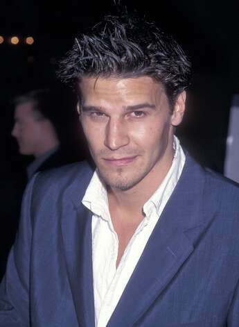 David Boreanaz in 1997. Photo: Ron Galella, Ltd., WireImage / 1997 Ron Galella, Ltd.