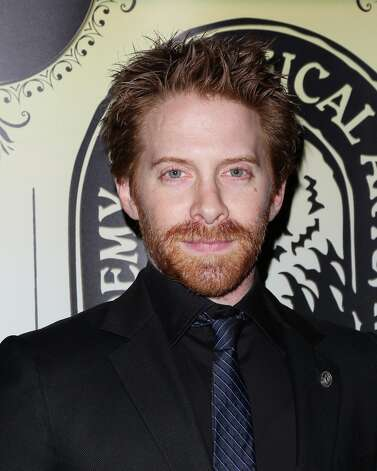 Seth Green in 2013. He's the voice of Chris Griffin on Family Guy and the co-creator of the Emmy Award-winning animated series Robot Chicken. Photo: Paul Archuleta, FilmMagic / 2013 Paul Archuleta