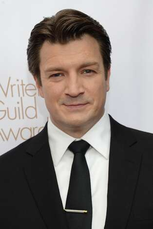 Nathan Fillion went on to work with Joss Whedon in the series 'Firefly' and the film 'Serenity.' He currently stars on ABC's 'Castle.' Photo: Jason Kempin / 2013 Getty Images
