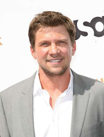 Marc Blucas in 2012. He's currently on USA's 'Necessary Roughness.' Photo: Jim Spellman, WireImage / 2012 Jim Spellman