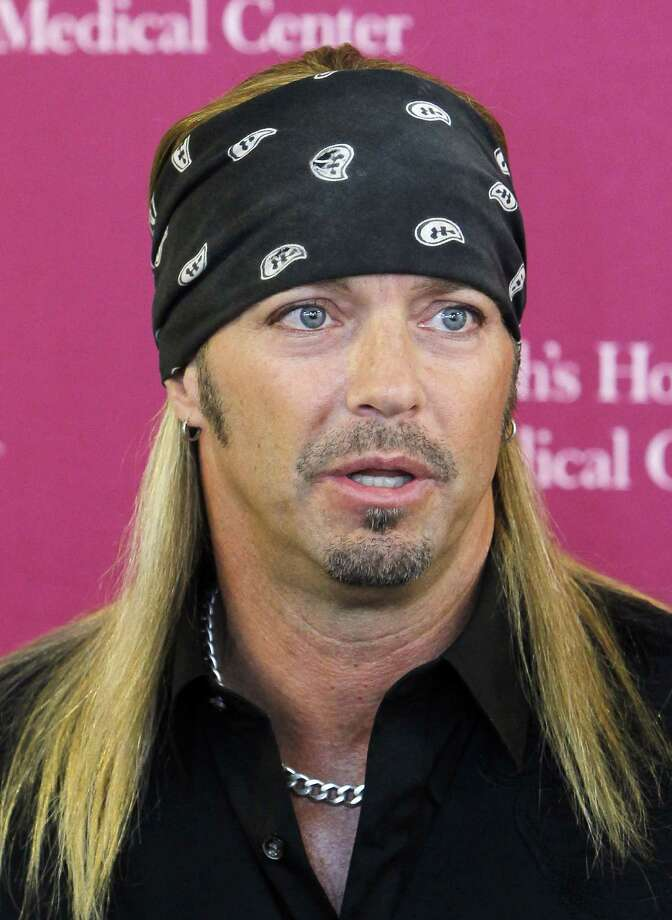 Poison frontman Bret Michaels will perform June 22 at Nutty Jerry's in Winnie. (AP Photo/Ross D. Franklin) Photo: AP, STF / AP