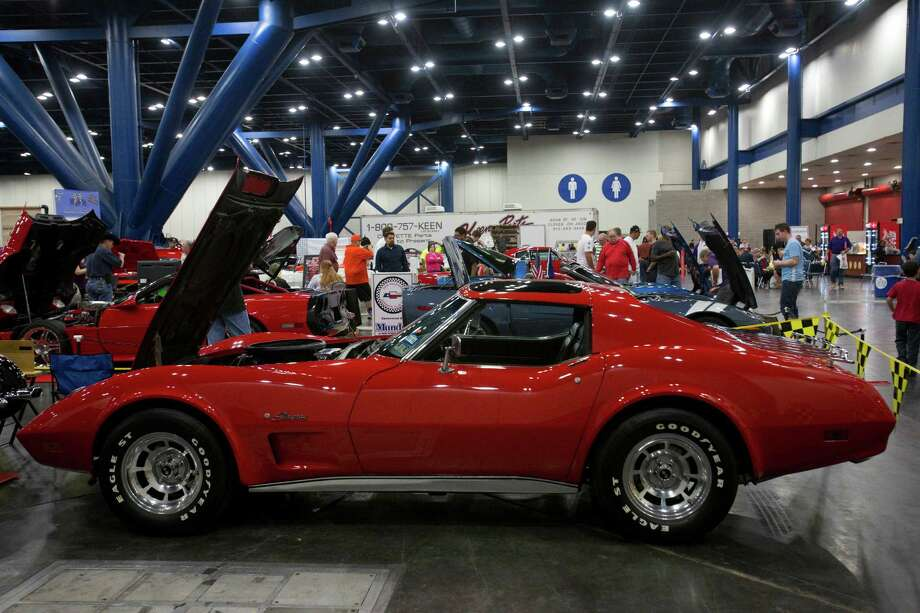 The Corvette Chevy Expo, March 9, 2013 in Houston at the George R. Brown center. Photo: Eric Kayne, For The Chronicle / © 2013 Eric Kayne