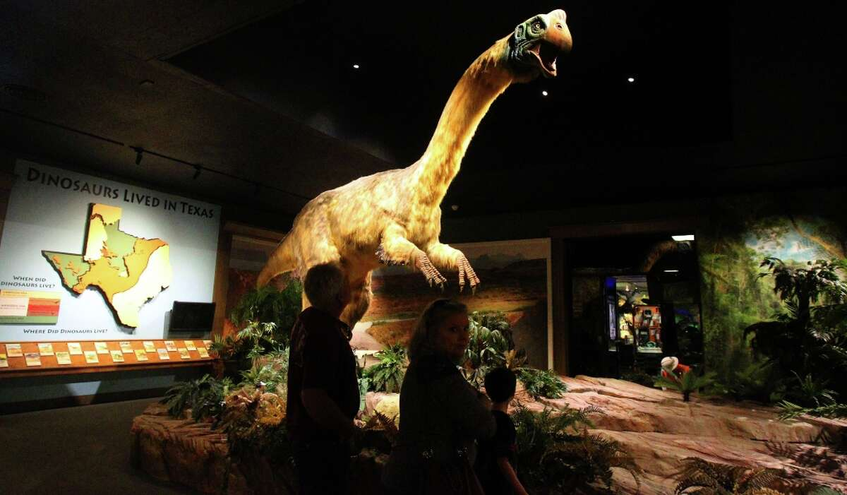 April-September: The Witte Museum is hosting