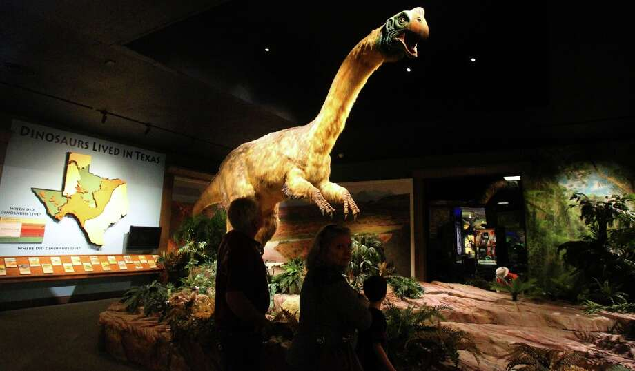 "April-September: The Witte Museum is hosting ""Dinosaurs Unearthed: Bigger. Better. Feathered."" The touring exhibit will debut ""augmented reality,"" a form 