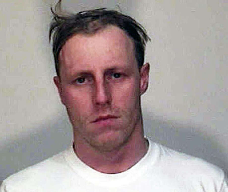 Timothy Graceski, of Fairfield, allegedly assaulted a relative. Photo: Contributed Photo / Fairfield Citizen