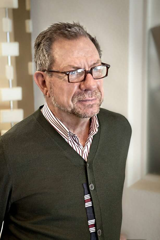 Gary Hutton started the design firm that shares his name in 1980. Photo: David Wilson Photography