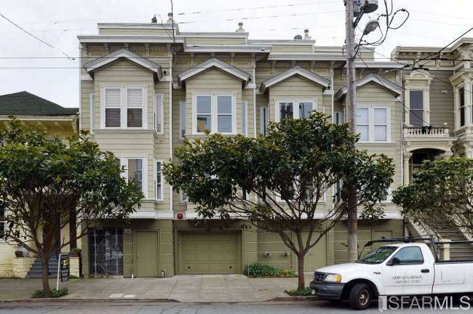 NoPa's boundaries are Divisadero, Fell, Turk, and Masonic Streets.  This condo at 1963 McAllister #2 is asking $829,000.