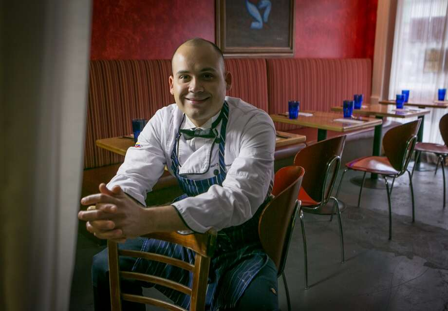 Manny Torres Gimenez is one of the new breed of chefs who cook from the heart and aren't deterred by inadequate kitchens and inferior dining amenities.
