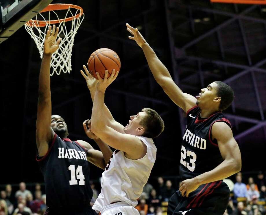Harvard Conference: Ivy League Photo: Mel Evans, Associated Press / AP