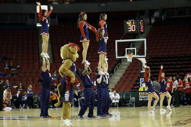 Arizona Wildcats Photo: Ted S. Warren, Associated Press