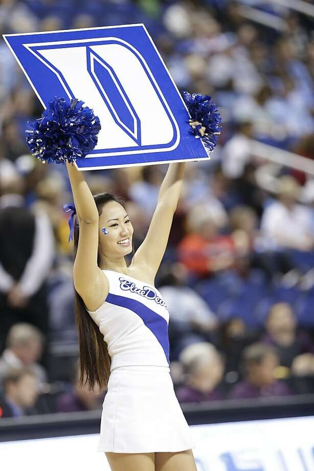 Duke Blue Devils Photo: Chuck Burton, Associated Press