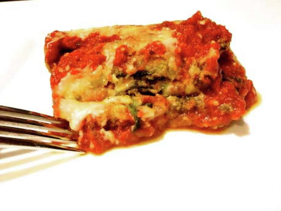 A classic Italian favorite gets an update by our food writer. Photo: Contributed