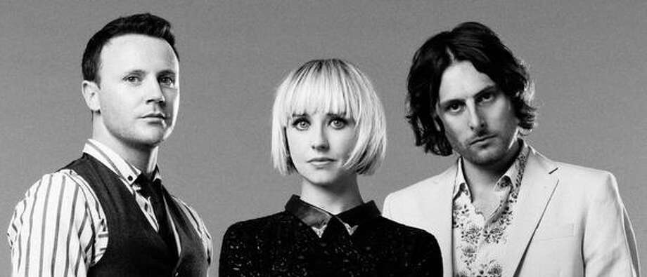 The Joy Formidable is one of the best indie rock bands out there right now. They will play the Dickies party at Lustre Pearl on Friday.