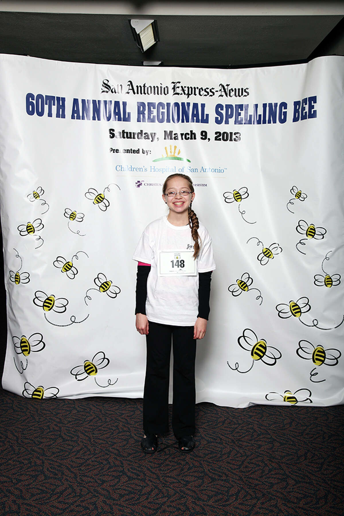 60th Annual San Antonio Express-News Regional Spelling Bee Presented by Children's Hospital of San Antonio