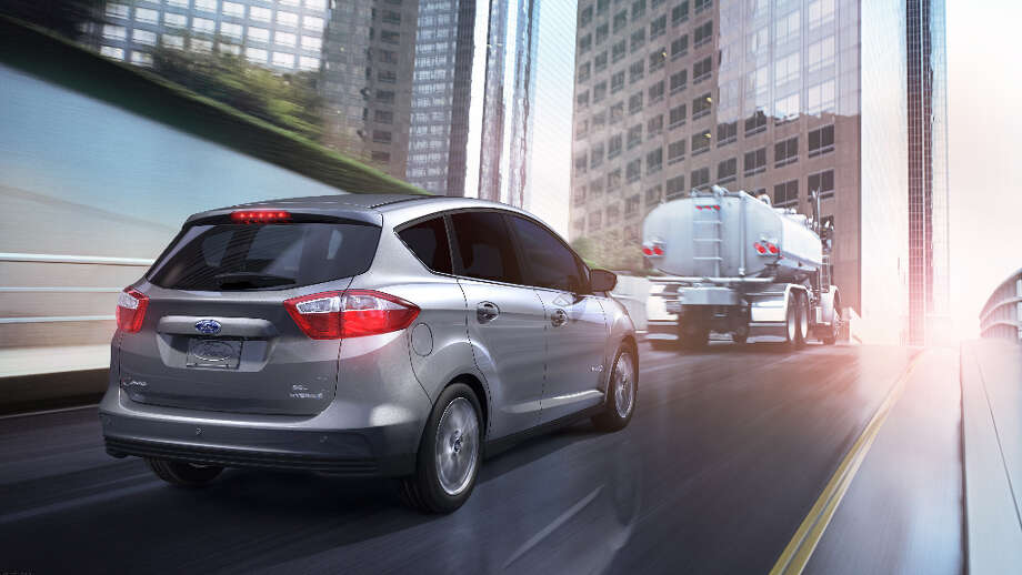 Given that the C-Max costs a shade over $30,000, you are undoubtedly doing the math to see if the fuel economy is worth paying extra. Let's say you looked at a Ford Focus Titanium five-door hatchback, the top-of-the-line non-hybrid Focus, with a price of $24,200. The C-Max, according to Ford's EPA numbers, gets 47 mpg. But, and this is a serious but, Ford and others (Hyundai and Kia come to mind) have been criticized of late for inflated mileage claims. I averaged 35.6 miles per gallon in my session with the C-Max. / Copyright 2011