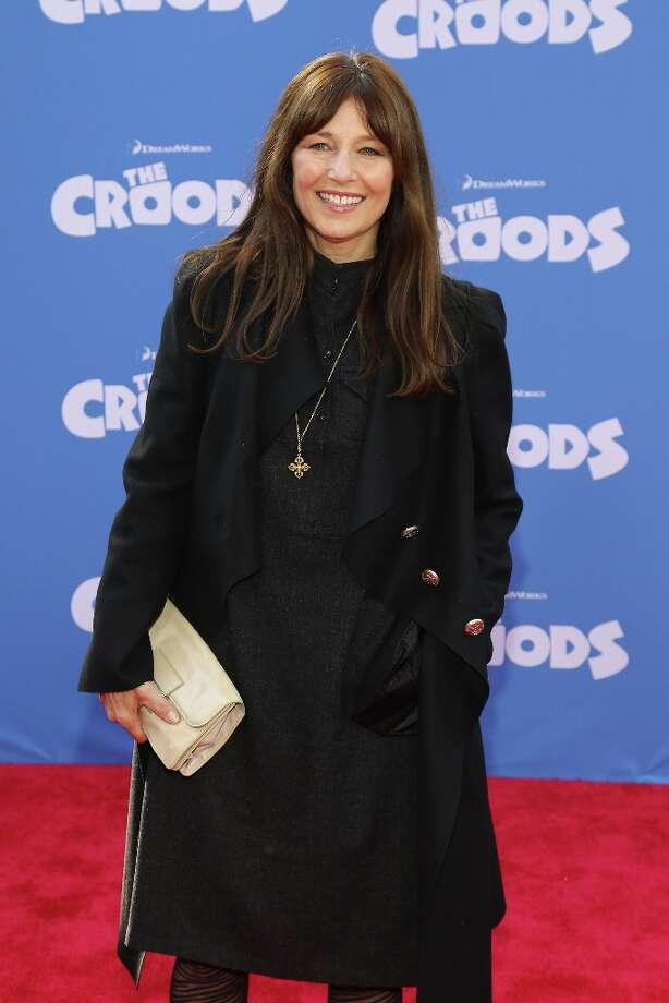 Actress Catherine Keener attends The Croods premiere at AMC Loews Lincoln Square 13 theater on March 10, 2013 in New York City. Photo: Neilson Barnard, Getty Images / 2013 Getty Images