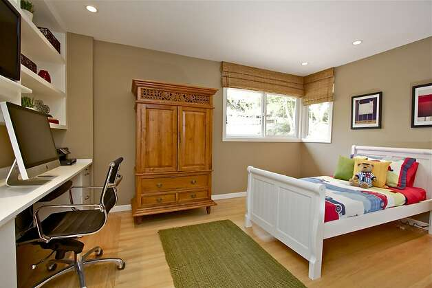 The three-bedroom home is located in the Kentfield School District. Photo: Karin Larson Photography