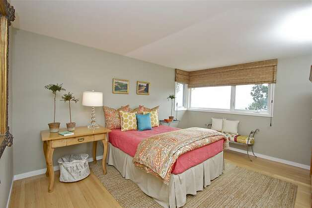 The three-bedroom home was built in 1960. Photo: Karin Larson Photography