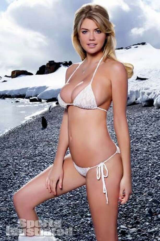 2013: Sports Illustrated Swimsuit Edition featuring Kate Upton. Photo: Derek Kettela, AP/Getty / Sports Illustrated