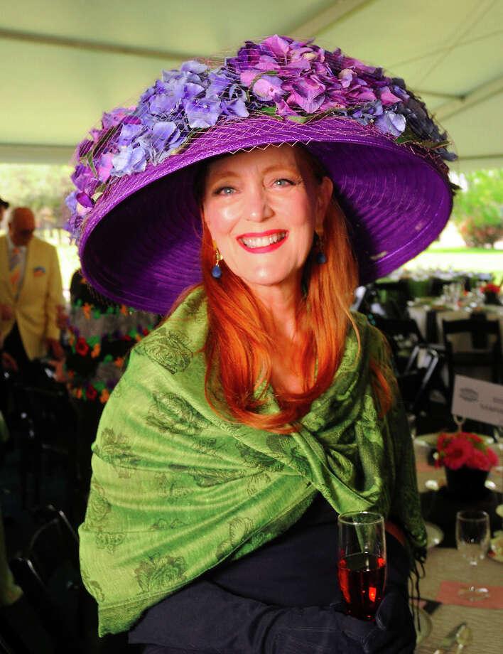 Gracie Cavnar Photo: Dave Rossman, For The Houston Chronicle / © 2013 Dave Rossman