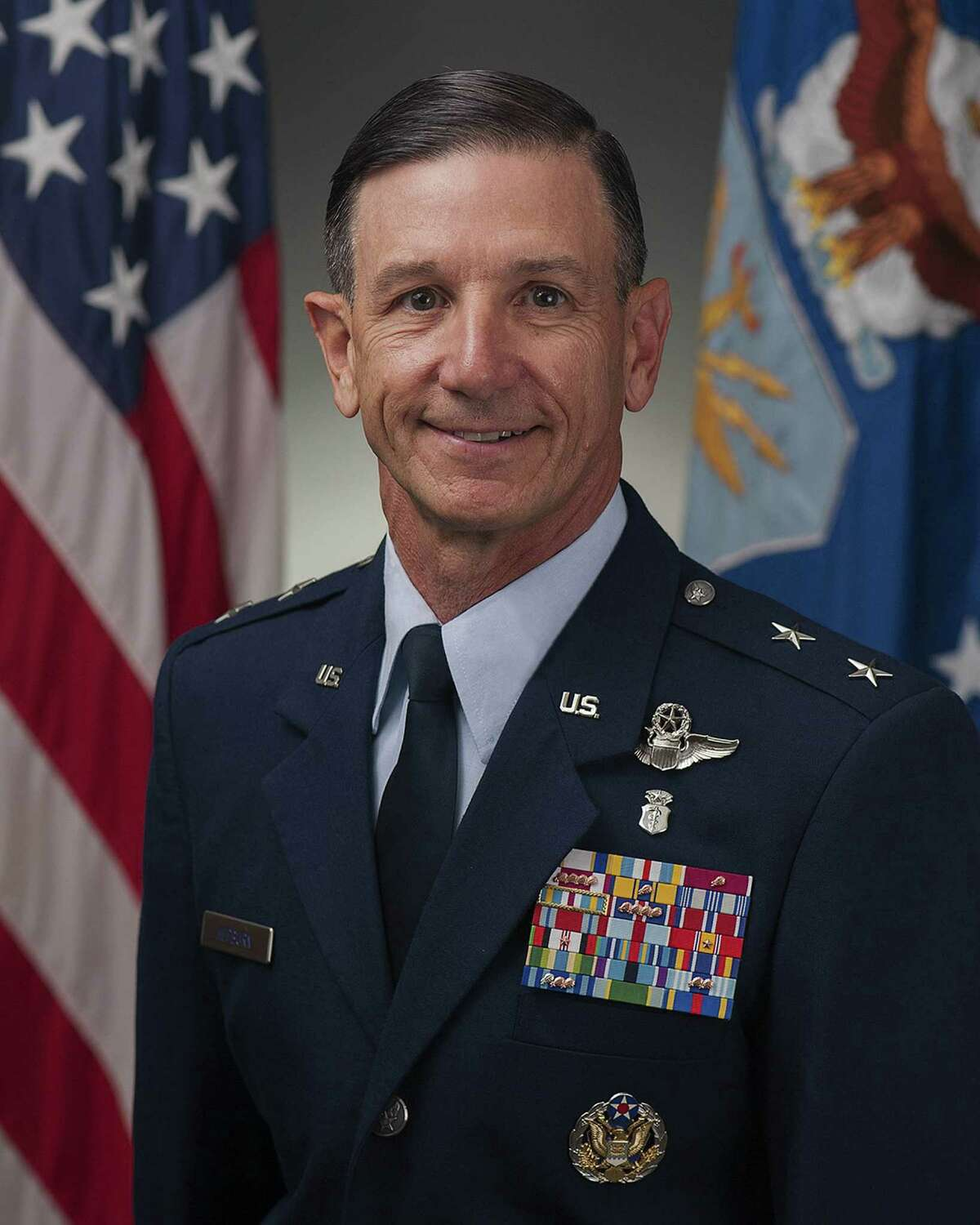 Maj. Gen. Byron C. Hepburn is commander of the 59th Medical Wing and director of the San Antonio Military Health System.