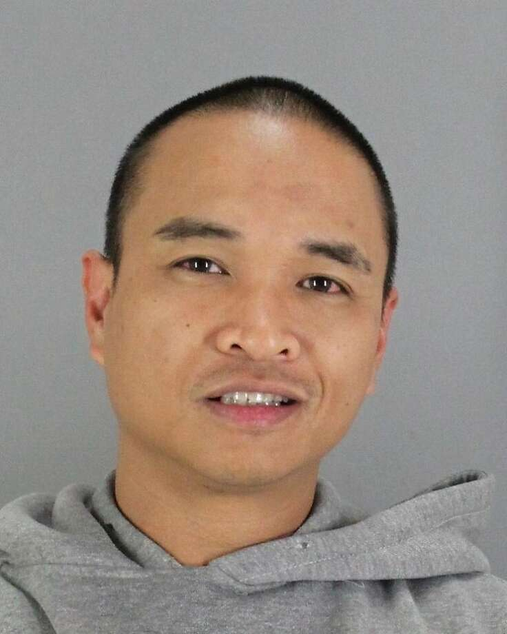 Marlo Lacsamana, 41, pleaded no contest to three felonies after his involvement in a scheme to steal credit cards and identity information from mail and use it to make purchases online and at stores in Daly City. Photo: Courtesy, San Mateo County Sheriff