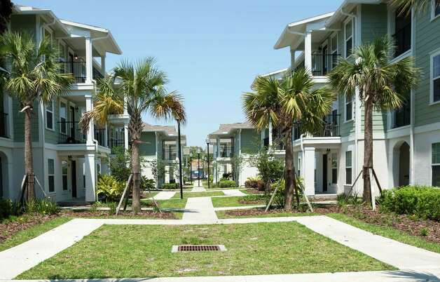 33. Sarasota, Fla.: An estimated 57 percent of renters are unable to afford a two-bedroom apartment at U.S. Department of Housing fair market rent. This rent requires an income of $41,080, 119 percent of median income. Photo: Richard Clapp, FlickrVision / © 2011 Richard Clapp