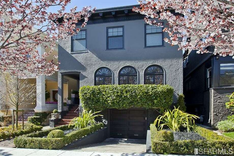 This 8 block mircohood is within the Presidio Heights/ Laurel Heights area and home to many high end properties.  On the market is this home at 17 Commenwealth asking $3.795 million