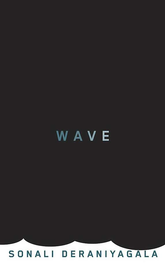 Wave, by Sonali Deraniyagala Photo: Knopf