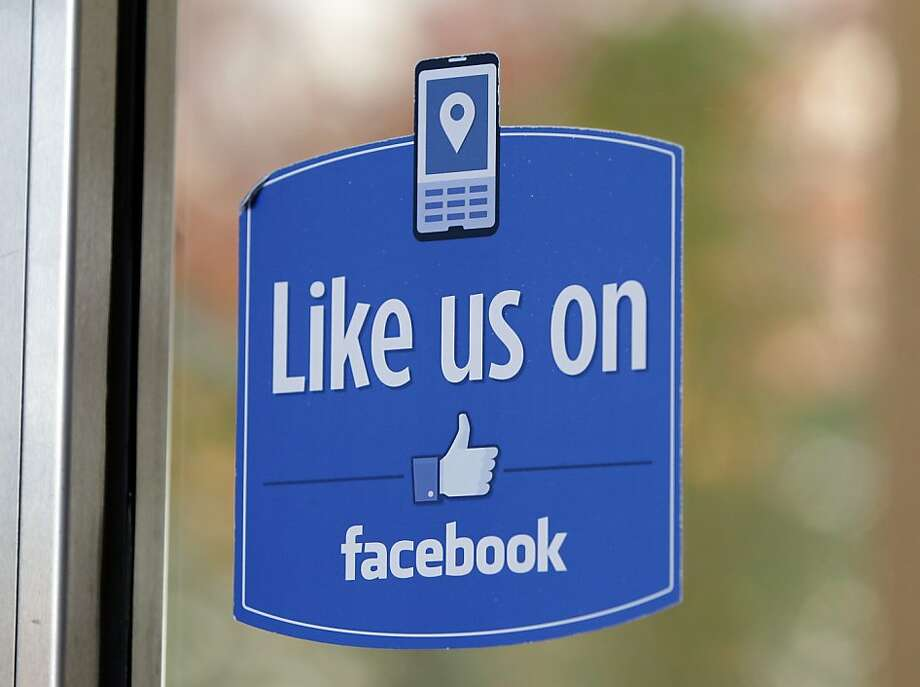 "Facebook argued before the appeals panel that the ""Like"" button is vital to its users and must have free-speech protection. Photo: Paul Sakuma, Associated Press"