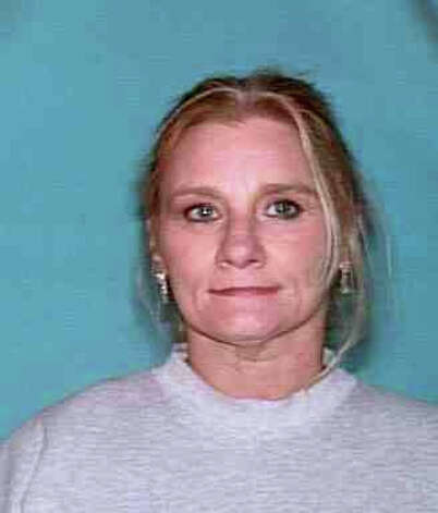 Vicki Fitts, 49 of Hull, indicted for murder and conspiracy to distribute methamphetamine. Photo: Orange County Sheriff