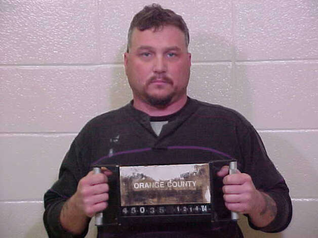 Michael Word, 45 of Silsbee, indicted for conspiracy to distribute methamphetamine. Photo: Orange County Sheriff