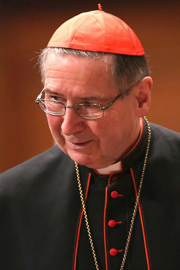 Cardinal Roger Mahony will help pick the pope. Photo: Franco Origlia, Getty Images