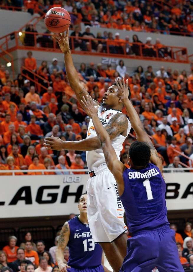 Who's hot - Oklahoma State G-F Le'Bryan Nash:Torched Kansas State for 24 points in the Cowboys' victory on Saturday. Nash is averaging 20.5 points in his last four games and is hitting 67.8 percent from the field (40 of 59) over his last five games. Photo: Sue Ogrocki, Associated Press / AP