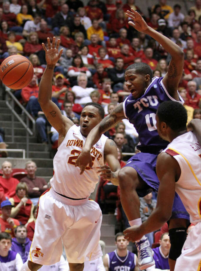 Who's hot - TCU G Charles Hill Jr.:The freshman guard went for 13 points, five rebounds and four assists in the Horned Frogs' victory over Oklahoma. In his last three games, Hill is averaging 10.0 points, 4.7 rebounds and 2.7 assists per game.