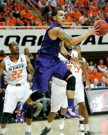 Not - Kansas State G Angel Rodriguez: His 3-for-16 shooting effort (18.9 percent) was the worst of his career in a game where he had at least 10 shots. Photo: Sue Ogrocki, Associated Press / AP