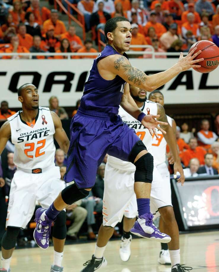 Not - Kansas State G Angel Rodriguez:His 3-for-16 shooting effort (18.9 percent) was the worst of his career in a game where he had at least 10 shots. Photo: Sue Ogrocki, Associated Press / AP
