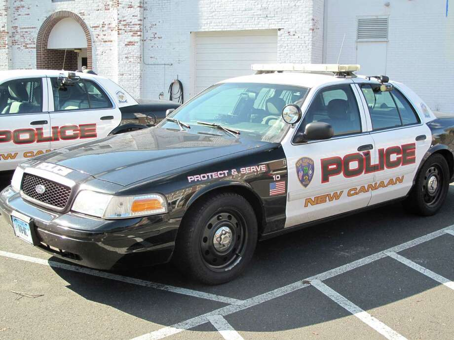 A New Canaan police officer was placed on administrative leave after an alleged physical altercation on Feb. 23, 2013. Photo: File Photo
