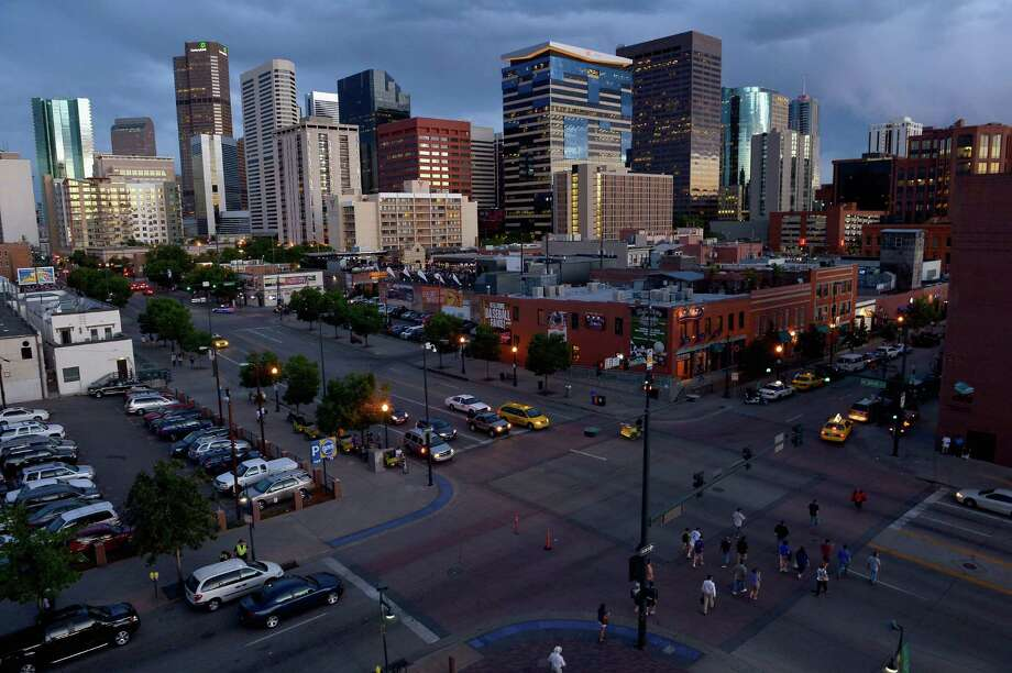 46. Denver:An estimated 54 percent of renters are unable to afford a two-bedroom apartment at U.S. Department of Housing fair market rent. This rent requires an income of $37,600, 108 percent of median income. Photo: Doug Pensinger, Getty Images / 2012 Getty Images