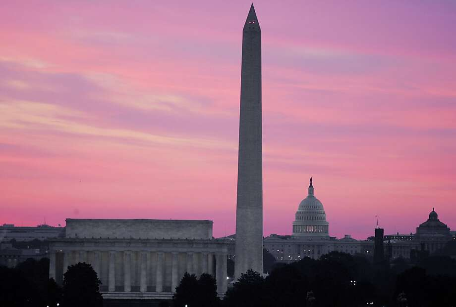 18. Washington D.C.:An estimated 60 percent of renters are unable to afford a two-bedroom apartment at U.S. Department of Housing fair market rent. This rent requires an income of $56,480, 133 percent of median income. Photo: Ron Edmonds, Associated Press