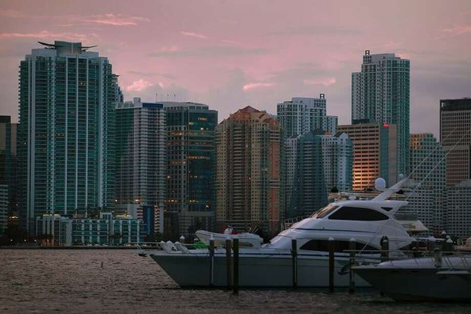 1. Miami: An estimated 71 percent of renters are unable to afford a two-bedroom apartment at U.S. Department of Housing fair market rent. This rent requires an income of $44,880, 164 percent of median income. Photo: Getty Images