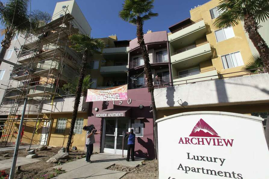 5. Los Angeles:  An estimated 67 percent of renters are unable to afford a two-bedroom a