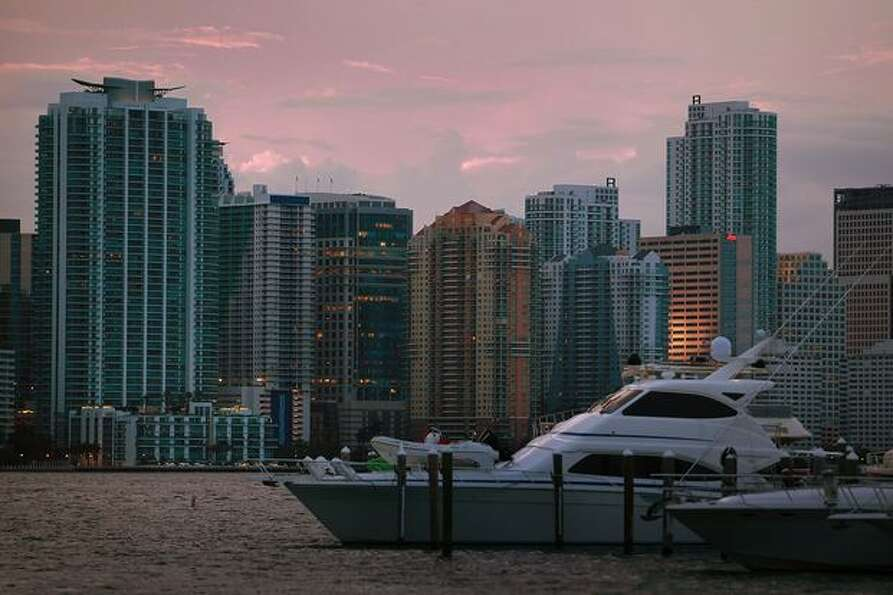 1. Miami: An estimated 71 percent of renters are unable to afford a two-bedroom apartment at