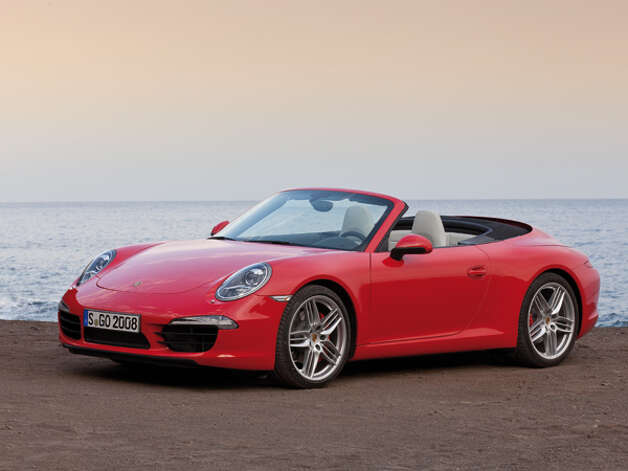 2013 Porsche 911 Cabriolet 