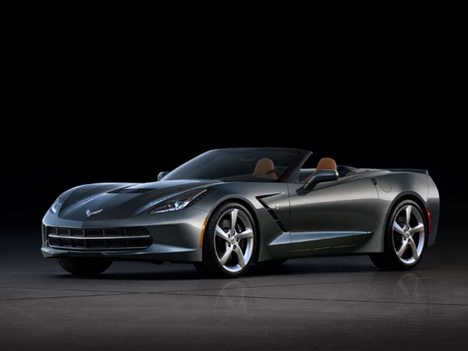 "2014 Chevrolet Corvette Stingray What Popular Mechanics said: ""If there's one upcoming droptop built to cannonball across the country, it's the new Corvette Convertible. The only problem? We might have to wait until next summer.""Source: Popular Mechanics Photo: Alan Vanderkaay, Chevrolet"