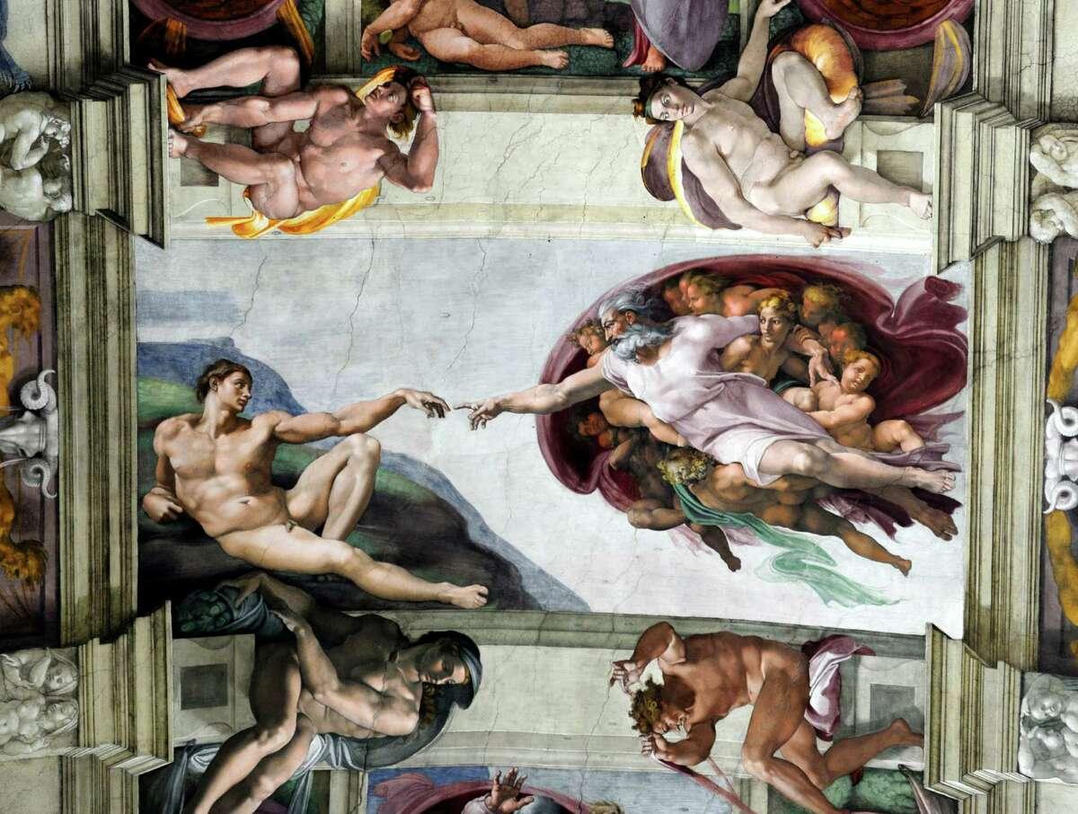 The Sistine Chapel. Vatican, Rome, Italy