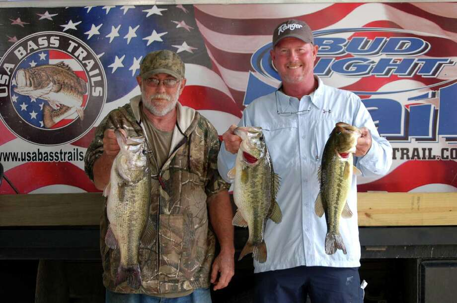 Congratulations to 1st place winners Harold Moore & Scott David  Photo by Patty Lenderman, Lakecaster